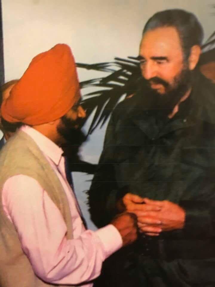 Comrade Avatar Sadiq passes away